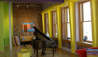 Colorful Loft Condominum