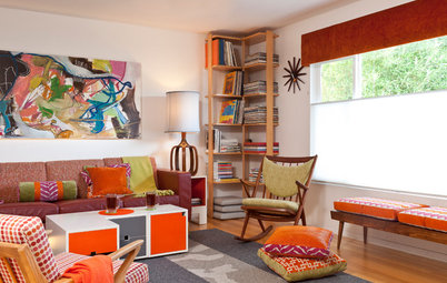 Case Study: The Fearless Approach to Bold Color