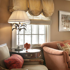 Traditional Family Room by Kingsley Belcher Knauss, ASID