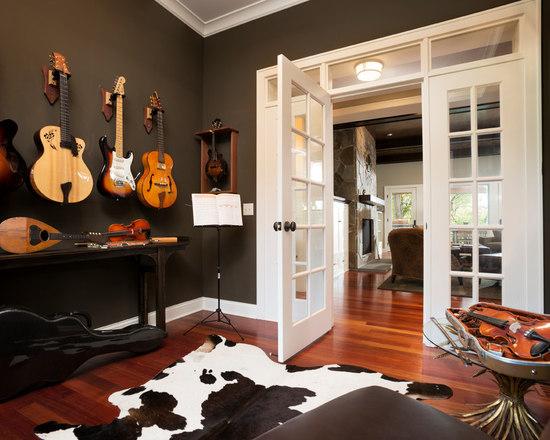 All Time Favorite Dark Hardwood Floors Family Room Ideas