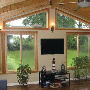 Conservative Gable Room