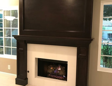 Contemporary Chic - Walnut