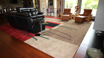 Contemporary Custom Rug