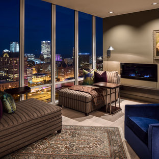 Contemporary Downtown Penthouse