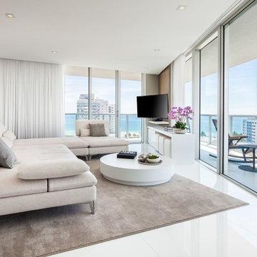 Contemporary Eden Apartment in Miami