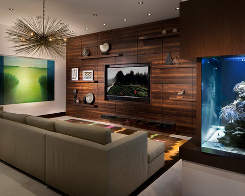 In wall fish tank ideas pictures remodel and decor for Fish tank wall