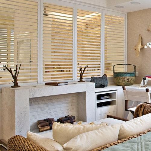 Example Of A Trendy Family Room Design In Other