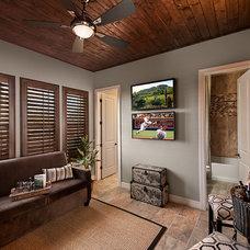 Contemporary Family Room by Maracay Homes Design Studio