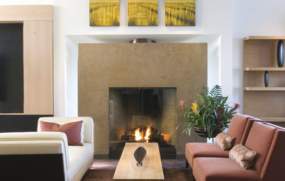 Make Your Fireplace the Focal Point