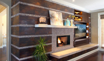 Contemporary Family Room - San Clemente