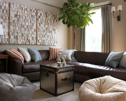 living room wall decorhouzz - Wall Decor Living Room