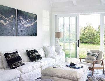Contemporary Hamptons Shingle