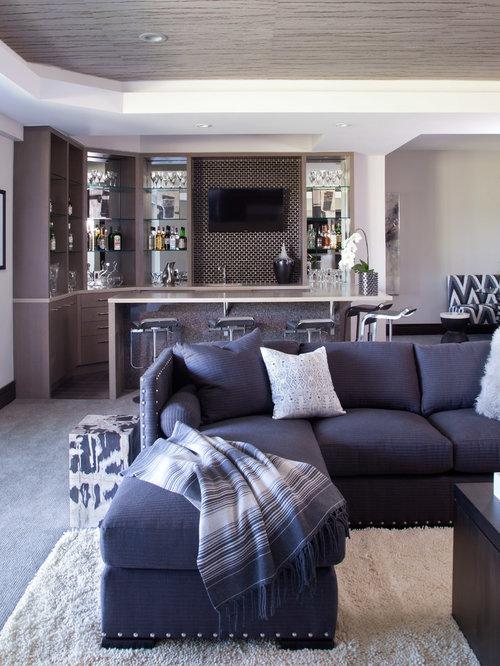 Denver family room design ideas remodels photos houzz for The family room denver
