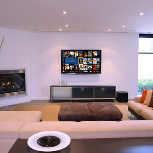 Contemporary Home with Smart Technology