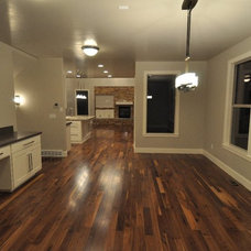 Contemporary  by Wood Floor Warehouse SLC