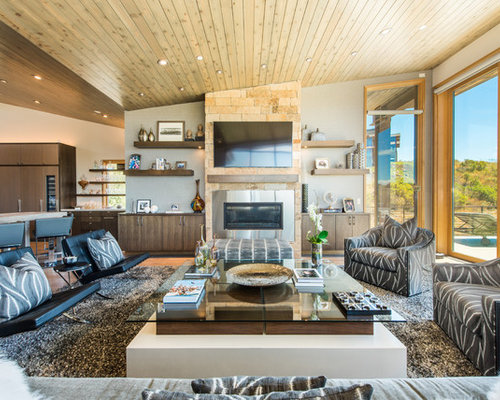 family room design ideas remodels photos houzz - Family Room Design Ideas