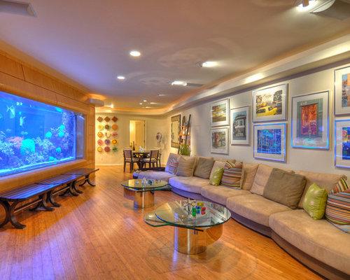 Amazing Home Aquariums | Houzz