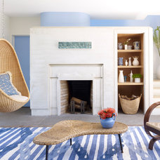 Contemporary Family Room by Austin Patterson Disston Architects