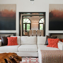 Show Some Skin: Leather Accents Lend a Subtle Edge