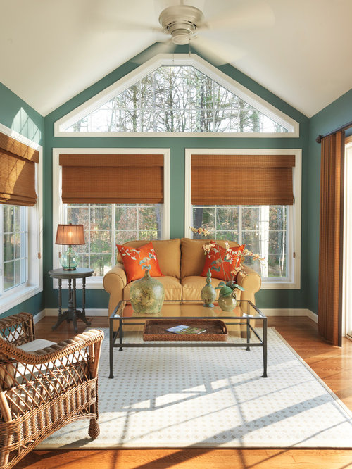 Apartment Interior With 4 Rooms: Four Season Porch Ideas, Pictures, Remodel And Decor