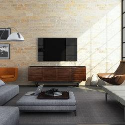 Corridor TV Cabinet by BDI Furniture -