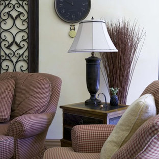Country French Family Room