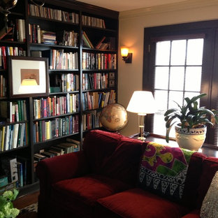 Country house library/ den