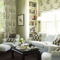 Traditional Family Room by Austin Patterson Disston Architects