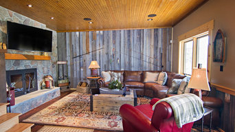 Country Lodge and Cabin Retreat