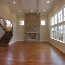 Traditional Family Room by Danko Group Corporation