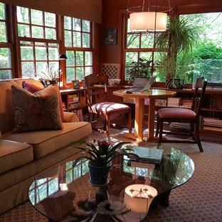 Cozy Family Room Refresh