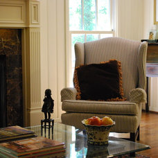 Traditional Family Room by Mandi Smith T Interiors