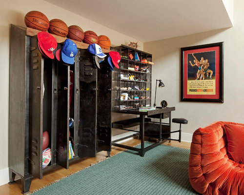 sports locker home design ideas pictures remodel and decor