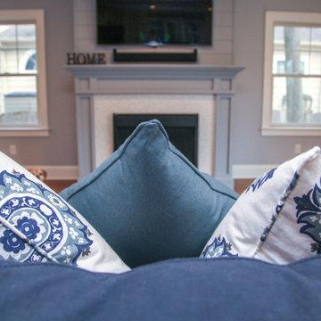 Cranford 2 Story Addition & Full Home Renovation