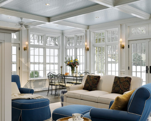 Large Sunroom Windows Houzz