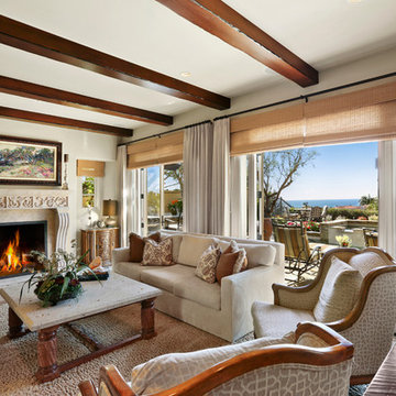Crystal Cove Family Room