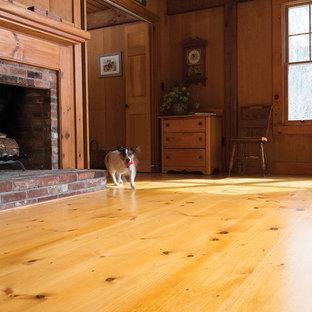 Custom Eastern White Pine Floors