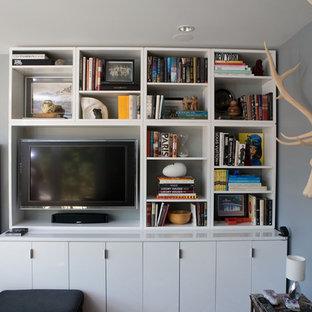 Custom Entertainment Cabinetry
