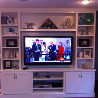 Custom Entertainment Centers/Fireplace Surrounds