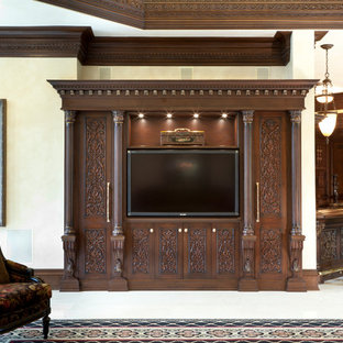 Custom Entertainment Units & Mantels pieces.