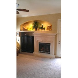 Custom Fireplace Mantels by Artisan Mantels -