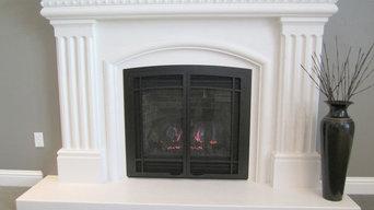 Custom Fireplace Mantels by Artisan Mantels