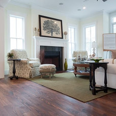 Traditional Family Room by Authentic Pine Floors, Inc.