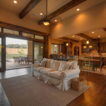 Custom Home: Private Rd. FF I Austin, TX