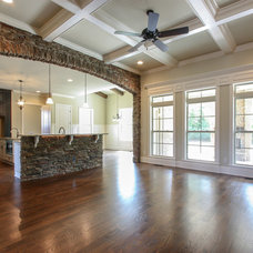 Traditional Family Room by Arnold Homes LLC