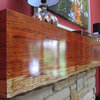 Mantel Makeover: From Builder