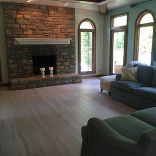Custom Live Sawn White Wash Eurpean Oak Hardwood