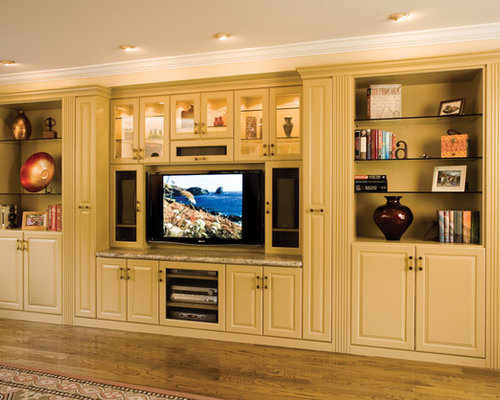 Media Wall Units Ideas, Pictures, Remodel and Decor