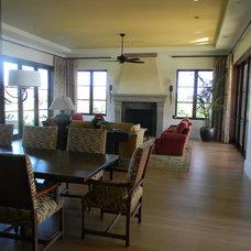 Contemporary Family Room by Imondi Interiors