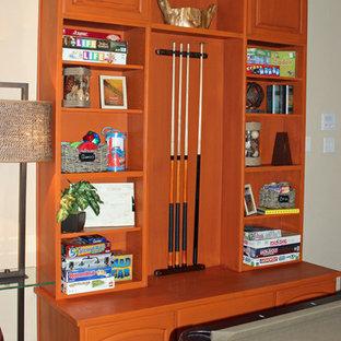 Custom Pool Cue Holder & Game Storage
